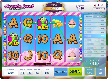 Costa Bingo Instant Tournaments