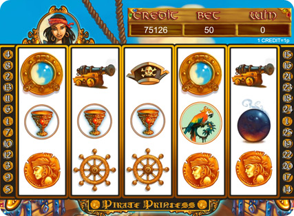 Pirate Payout Instant Win Games - Play Online for Free