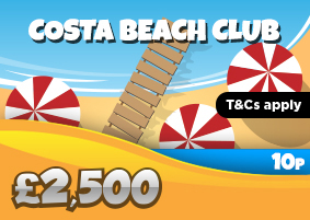 Costa Beach Club Jackpot