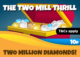 Two Mill Thrill Jackpot