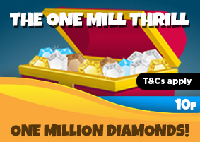 One Mill Thrill Jackpot