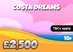 Costa Dreams Jackpot