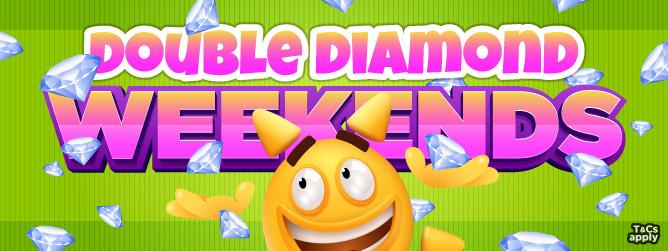 Double Diamond Weekends