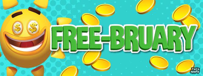 Free-bruary