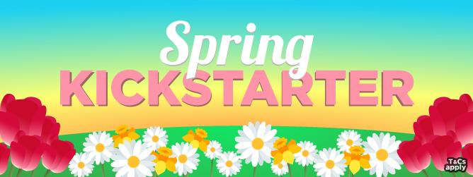 Spring Kickstarter