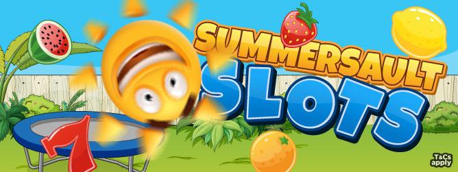 Summersault Slots