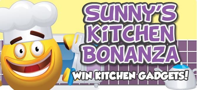 sunny 39 s kitchen bonanza. Black Bedroom Furniture Sets. Home Design Ideas
