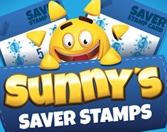 Sunny's Saver Stamps